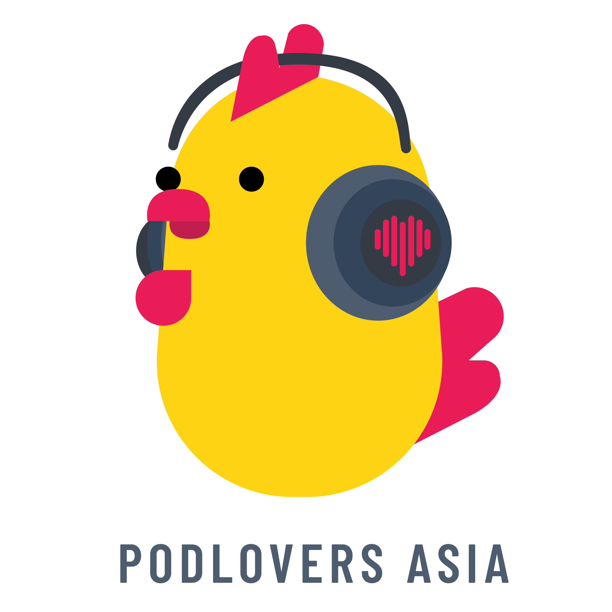 Podlovers Asia